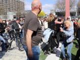 Grote protestmars in Rotterdam tegen coronabeleid