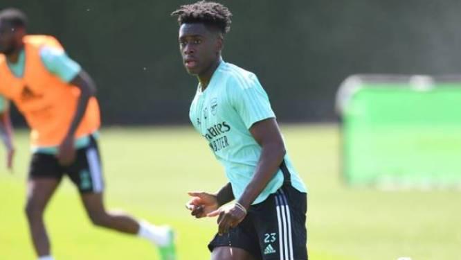"""Sambi traint eerste keer mee en spreekt Arsenal-fans toe: """"Wat jullie mogen verwachten? Oordeel daar zelf maar over"""""""