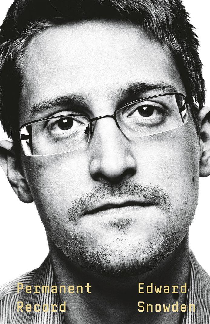 De memoires van Edward Snowden verschijnen deze week in meer dan twintig landen. De Nederlandse vertaling draagt de titel 'Onuitwisbaar'. FOTO AP
