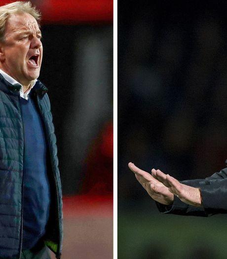 De Graafschap en Cambuur nu weer tegenover elkaar: 'We snakken allebei naar de eredivisie'