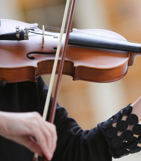 Muziek van Beethoven live voor de voordeur in Eindhoven
