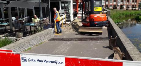 Gaslucht in parkeergarage onder AH en in winkelcentrum Bellevue vermoedelijk opgespoord