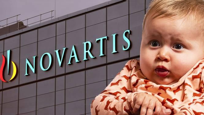 Na kritiek op 'loterij' rond peperduur medicijn voor baby's: farmareus Novartis wil plannen herbekijken