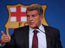 Laporta: 'Slechtste financiële situatie in de geschiedenis van Barcelona'