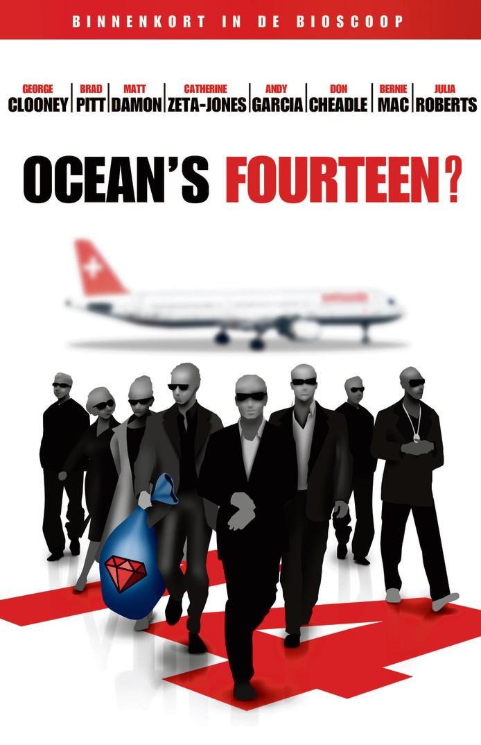 De Hollywoodreeks Ocean's Eleven/Twelve/Thirteen maakte indruk met perfect georganiseerde roofscenario's. De diamantdieven op vliegveld Zaventem kwamen aardig in de buurt.