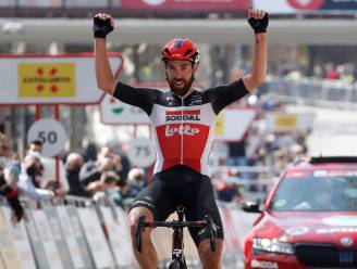 """Thomas De Gendt rijdt Giro met de Tour in het achterhoofd: """"Ik ga vooral heel hard afzien"""""""