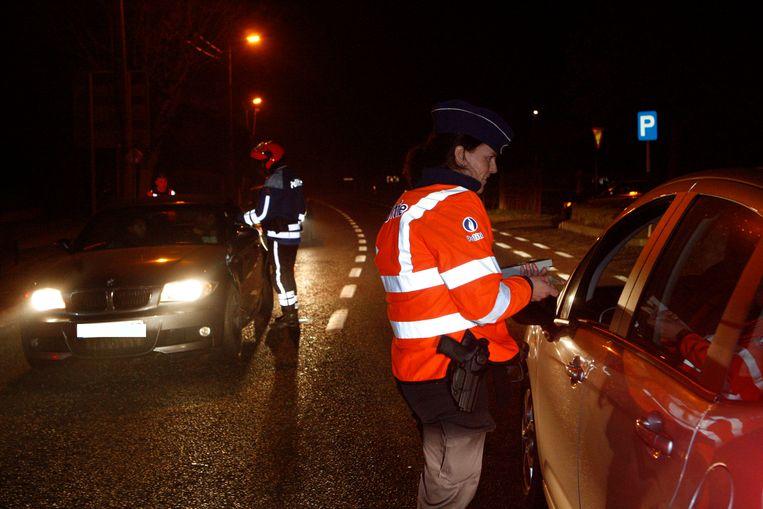 Politie haalde twee bestuurders die onder invloed waren uit het verkeer