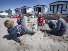 Strandtenthouders vrezen komst huisjes