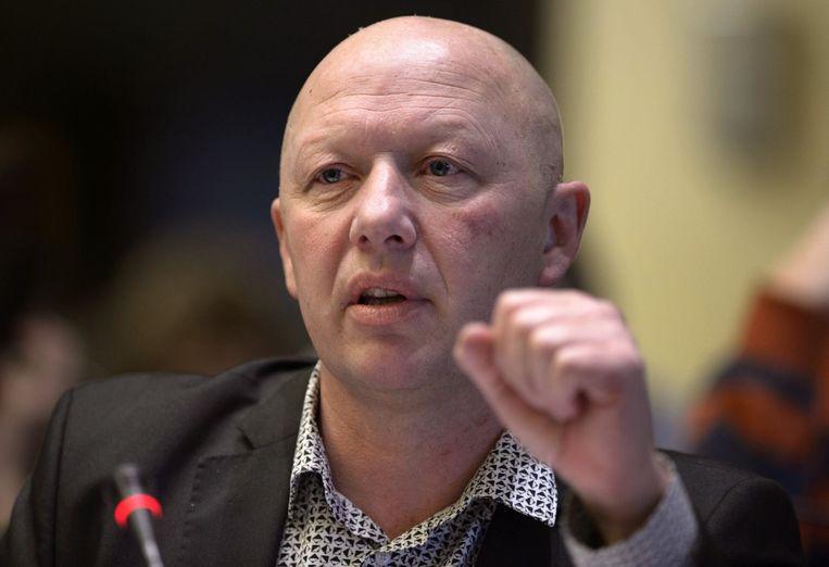 Vilvoords burgemeester Hans Bonte.
