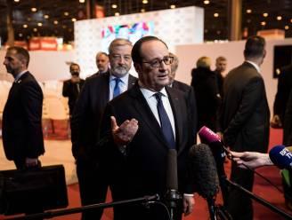 Fillon beschuldigt president Hollande van perslekken