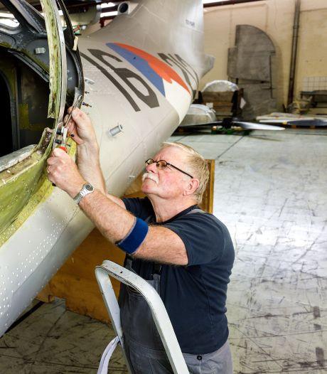Frans (72) uit Lelystad restaureert legendarische Catalina en hoopt op een museumplekje