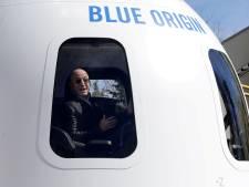 Jeff Bezos tekent met Blue Origin protest aan tegen keuze NASA voor SpaceX