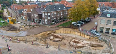 Ondergrondse historische schat blootgelegd in Hasselt