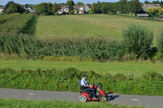 In Zuidwijk is plaats voor 450 woningen.