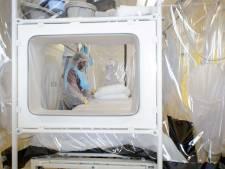 Met ebola besmette WHO-medewerker in Duitsland