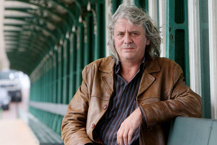 Pieter Aspe, een man die op zijn 42ste plots zijn grote talent ontdekte.