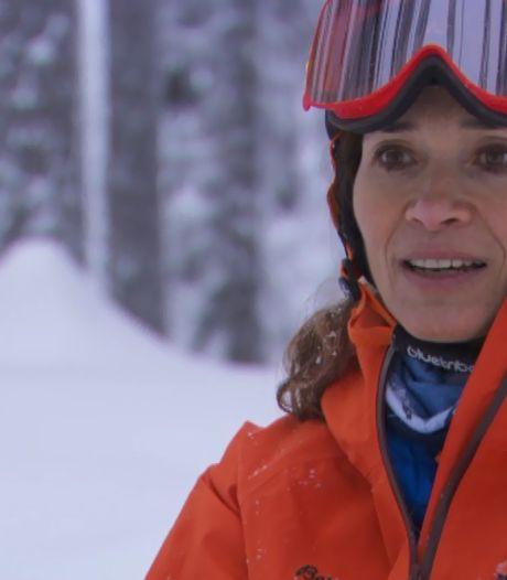 Paralympisch snowboarder Bibian Mentel hoopt op meer dan negen levens