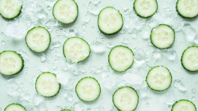Adieu acné, rougeurs et cernes: le concombre glacé, notre allié pour une peau saine