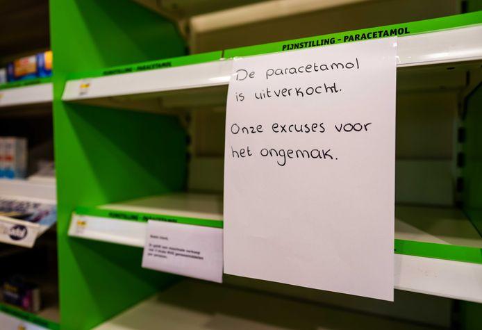 Jaarlijks worden in Nederland twee miljard pillen paracetamol geslikt.