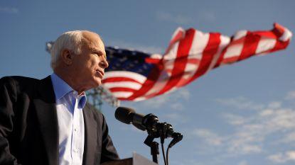 Secret Service gebruikt laatste keer oude codenaam van McCain in opvallend emotioneel eerbetoon