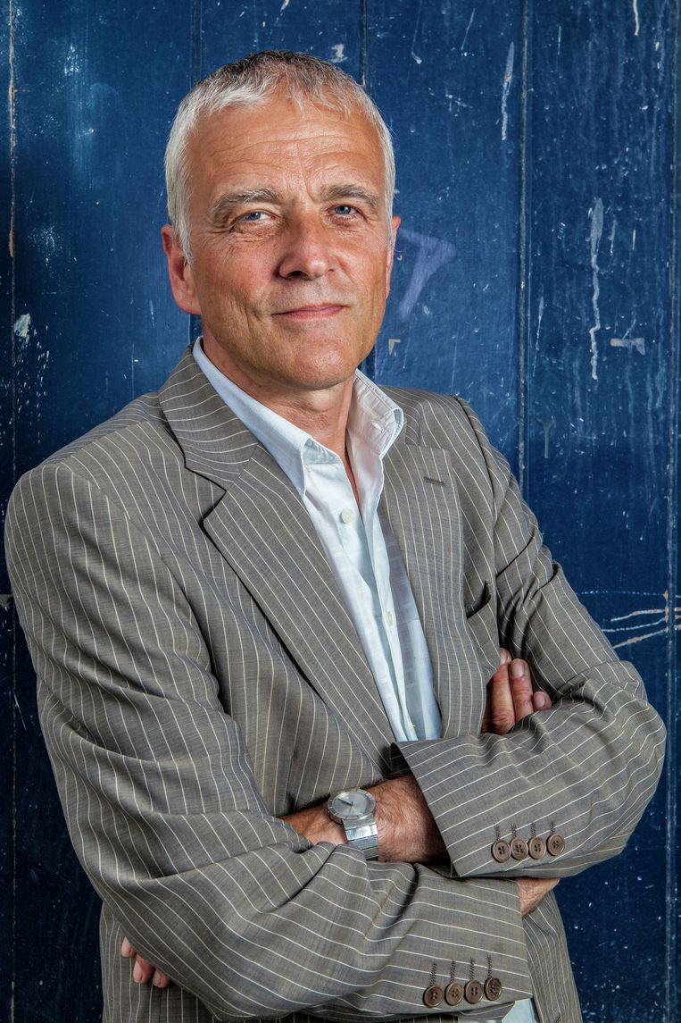Professor Herman Van Goethem.  Beeld Universiteit Antwerpen