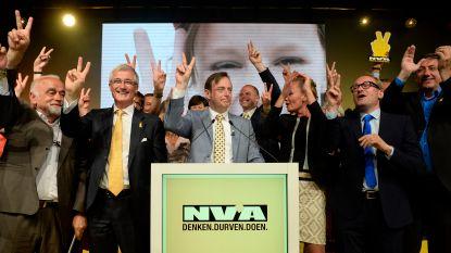 N-VA heeft vermogen van 39 miljoen euro en is rijker dan alle Nederlandse partijen samen