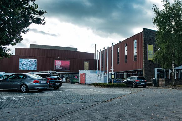Cultuurcentrum Casino in hartje Meulenberg, Houthalen.