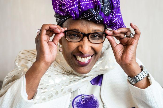 De Somalisch/Nederlandse activiste Zahra Naleie zet zich al jaren lang in tegen meisjesbesnijdenis en vrouwenverminking.