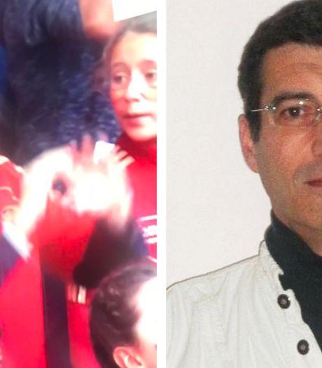 Xavier Dupont de Ligonnès dans les tribunes d'Italie-Espagne? Le cliché d'un supporter fait réagir les internautes