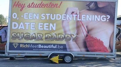 """Stad Leuven is misnoegd over datingsite: """"Deze rijke mannen misbruiken kwetsbaarheid studentes"""""""