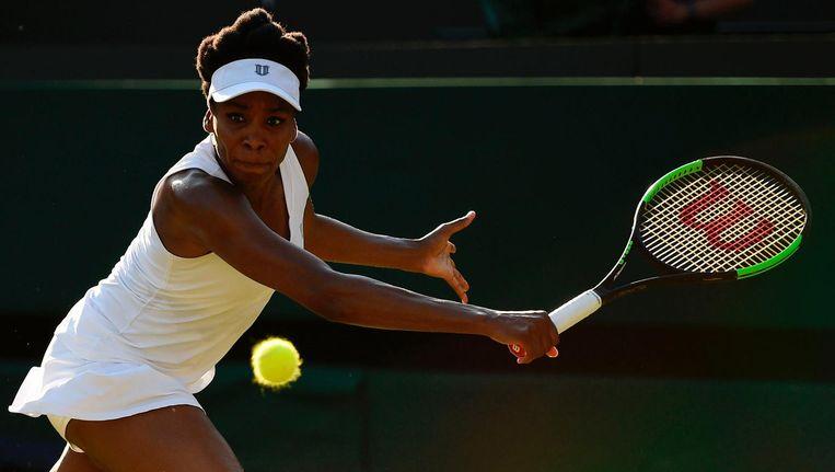 Venus Williams Beeld afp