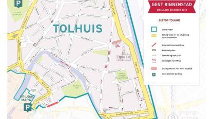 Vrijdag wordt circulatieplan in wijk Tolhuis aangepast