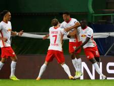 RB Leipzig zet internationale opmars voort