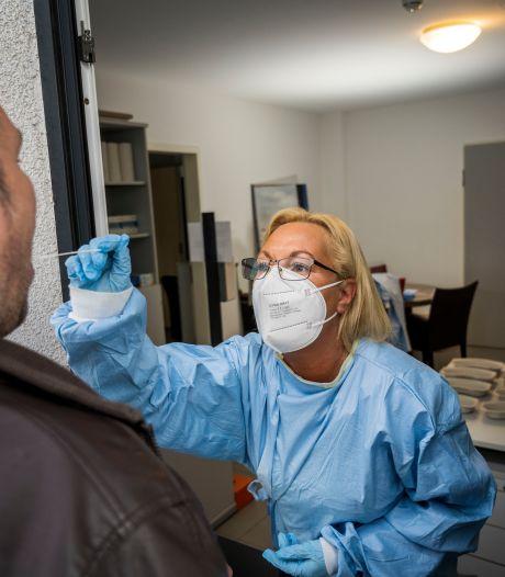Twentse coronacijfers: 287 nieuwe besmettingen, geen nieuwe sterfgevallen