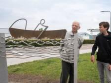 Monument voor Biesbosch-postbodes: 'Zij waren de brug tussen ons en het vasteland'