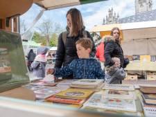 Middelburg Boekenstad nog jaar in de wachtkamer