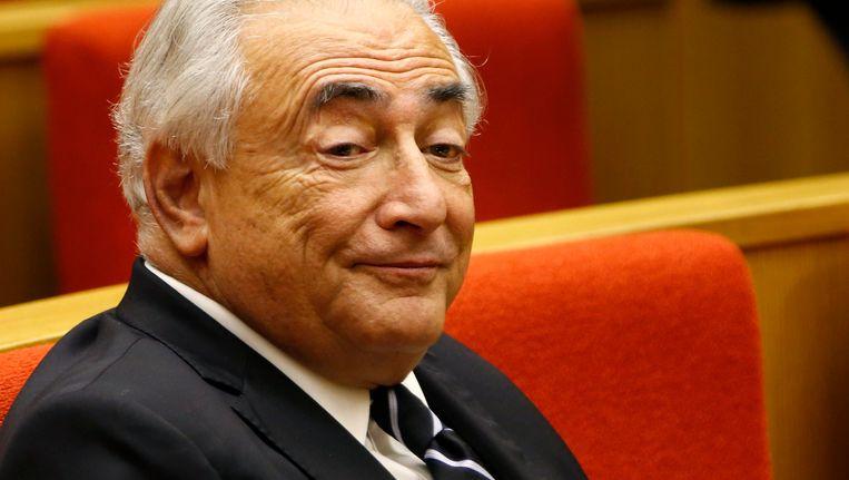 Strauss-Kahn. Beeld Reuters