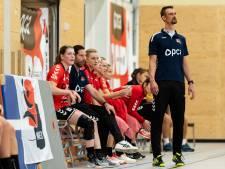 Tegenslag en teleurstelling voor handbalsters Kwiek in Volendam