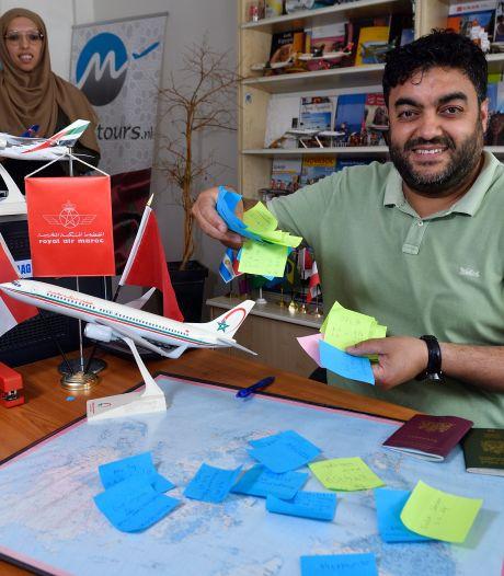 Vliegtickets naar Marokko blijken niet geldig: reizigers woedend op Amersfoorts reisbureau