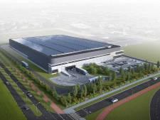180 nieuwe banen door bouw Europees distributiecentrum Sandvik in Harnaschpolder