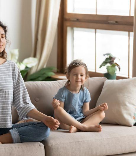 'Als je de dag zelf rustig begint, heeft dat een enorm effect op je kinderen'