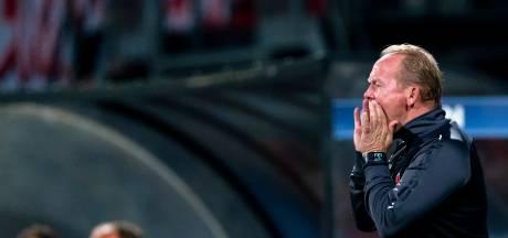 Helmond Sport-trainer Boessen verklaart opmerkelijke wissel Seys: 'Het is topsport'