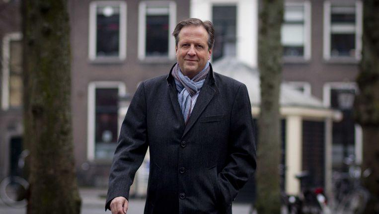 Fractievoorzitter van D66 Alexander Pechtold. Beeld ANP