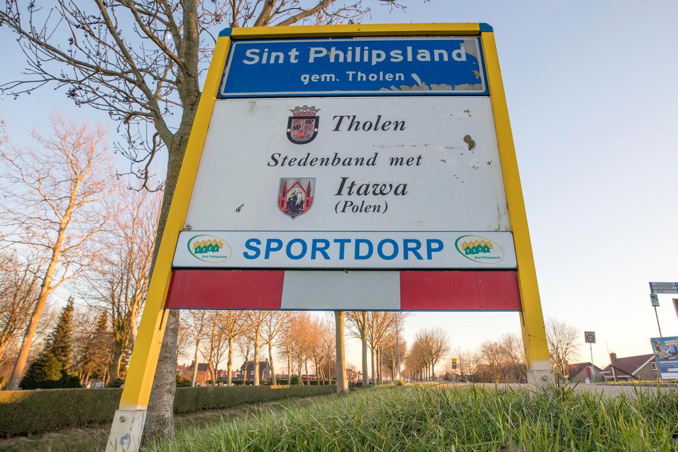 Sint Philipsland.