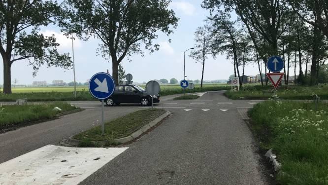 Nieuwe rotonde voor verhuizing groenteverwerker Jonkergouw in Schaijk