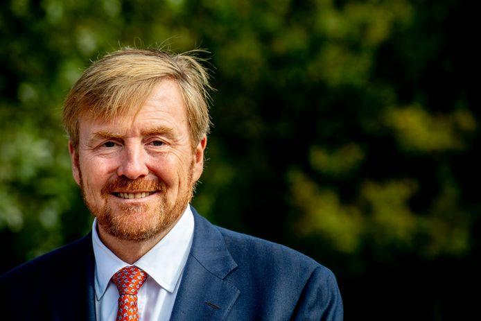 Koning Willem-Alexander draagt sinds de zomer een baard