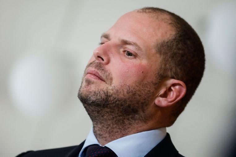 """Francken: """"Wie niet inzet op controles van uitgewezen asielzoekers, gedoogt als stad illegaliteit."""""""