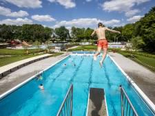 Zwembad De Kuiperberg in Ootmarsum opent deuren: 'Ik kan het water wel opdrinken, verrukkelijk'