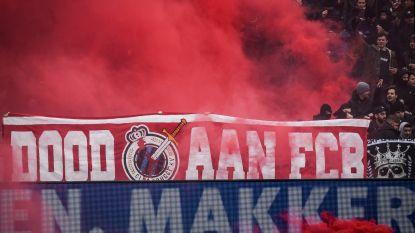 Antwerpen zet zich schrap voor beladen topper Antwerp - Club Brugge