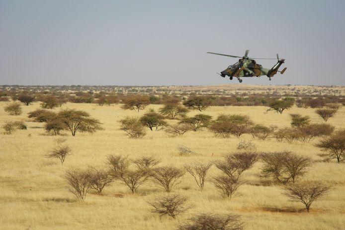 Er zijn 4.500 soldaten aanwezig in Mali, Niger en Tsjaad in het kader van de Operatie Barkhane.